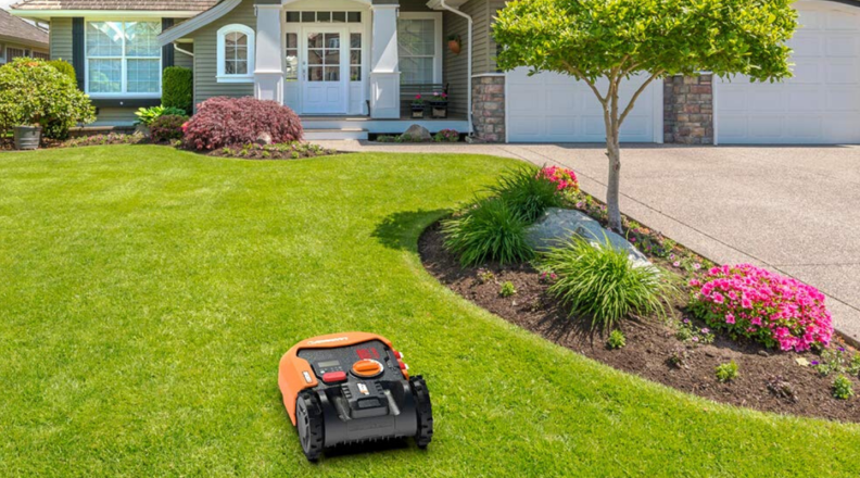 Worx Robotic Lawn Mower
