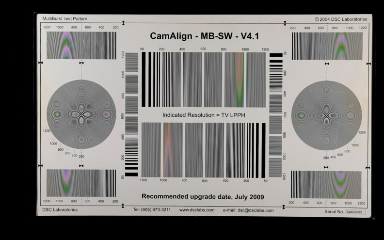 X-Pro2 Video Screengrab