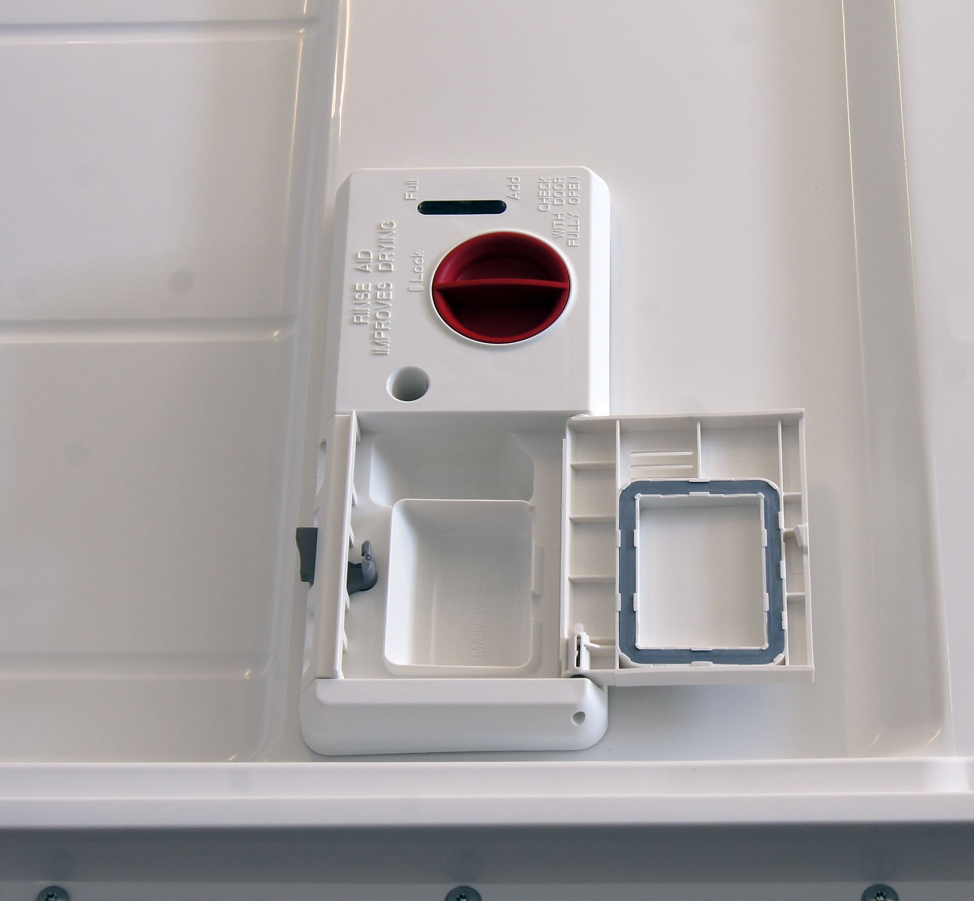 Kenmore 15113 detergent and rinse aid dispenser