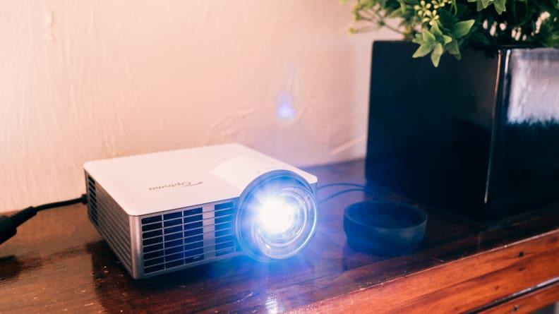 Best Portable Mini Projectors Optoma ML750ST
