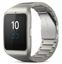 Sony SmartWatch 3 –New Stainless Finish