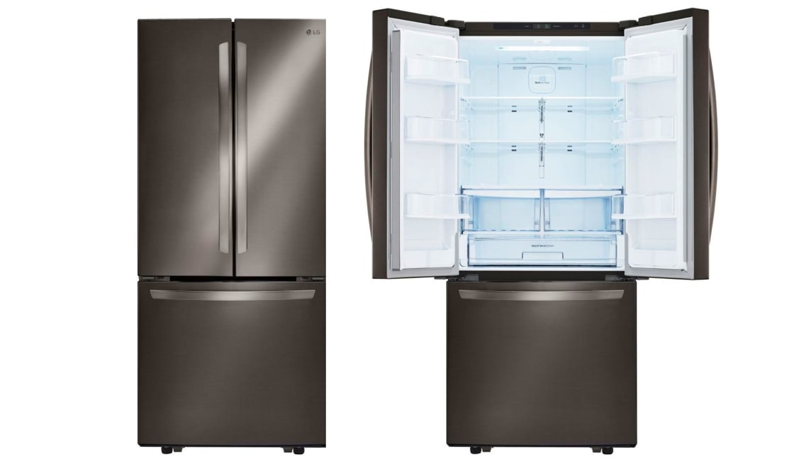 LG LFCS22520S French-Door Refrigerator Review