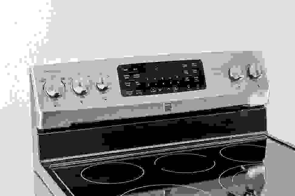 Kenmore 94243 Controls