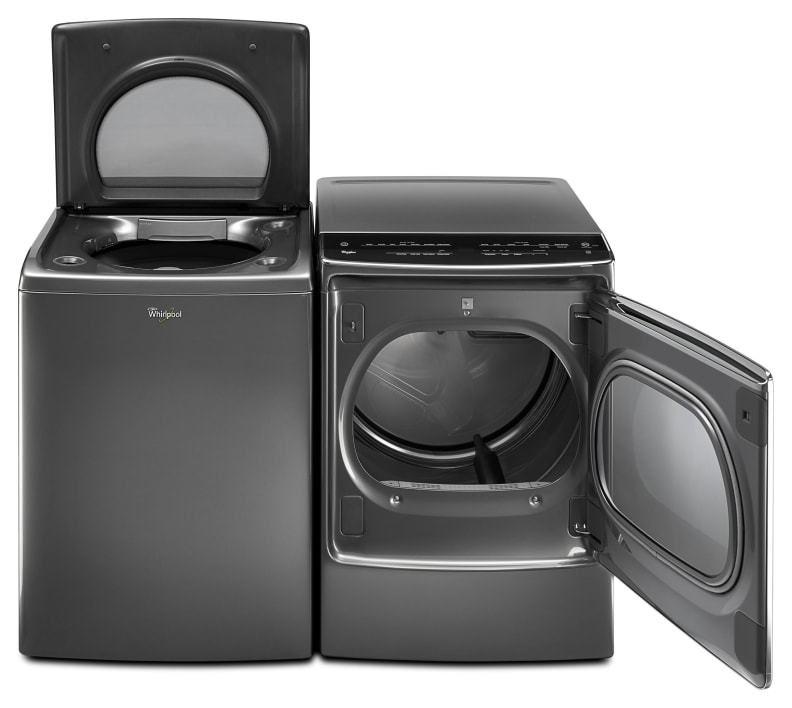 Whirlpool Front Control Laundry