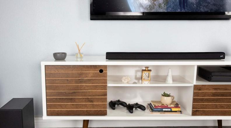 Polk Audio Signa S2 Ultra-Slim Universal TV Sound Bar