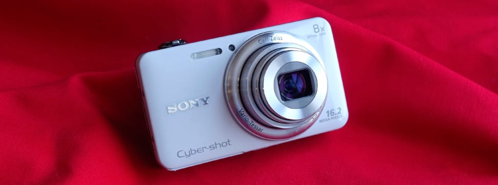 Product Image - Sony  Cyber-shot DSC-WX80
