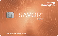 Product image of Capital One SavorOne Cash Rewards