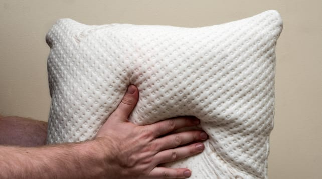 Best Gifts for Dad 2018 - Xtreme Comforts Shredded Memory Foam Pillow
