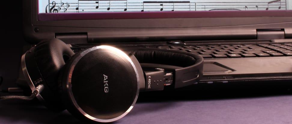 Product Image - AKG K490NC
