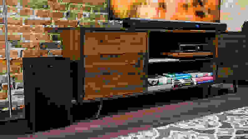 Monoprice SB-600 soundbar and sub