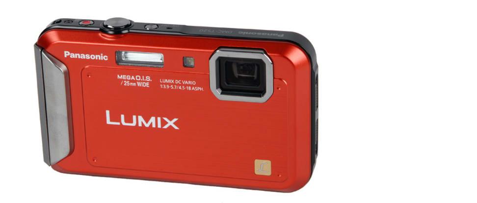 Product Image - Panasonic Lumix DMC-TS20
