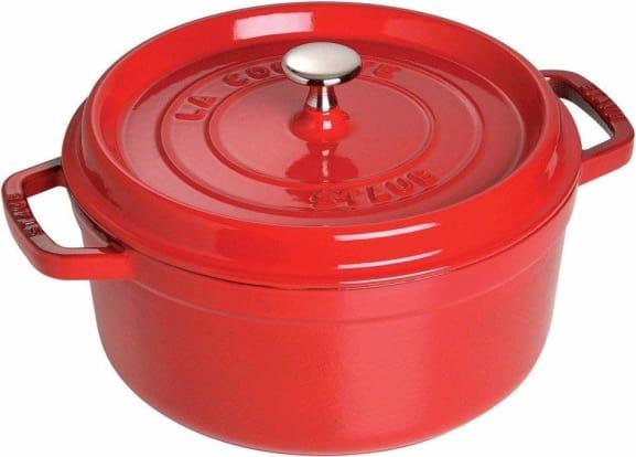 Product Image - Staub Cast Iron 5.5-Quart Round Cocotte