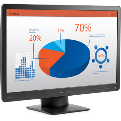 Product Image - HP ProDisplay P242va
