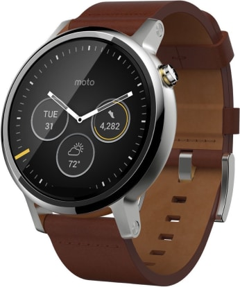 Product Image - Motorola Moto 360 (46mm, 2nd Gen)