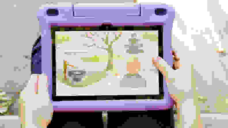 Kindle Fire HD 8 Kids