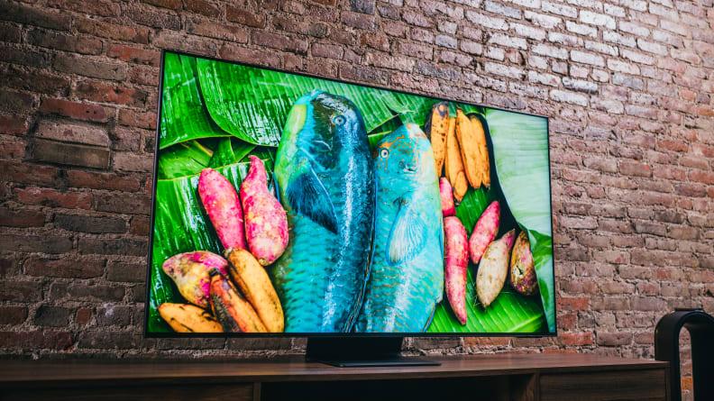 Samsung QN90A Color and Brightness