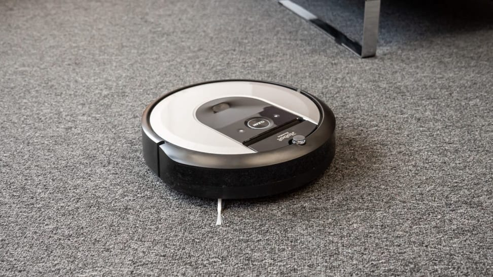 The iRobot Roomba i6+ is a powerful robot vacuum that's on sale now.