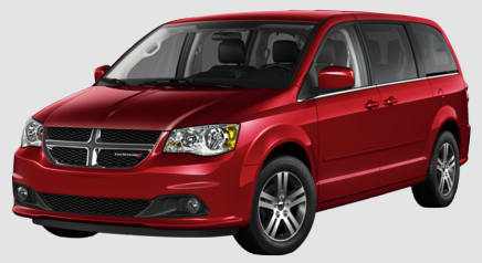 Product Image - 2012 Dodge Grand Caravan Crew