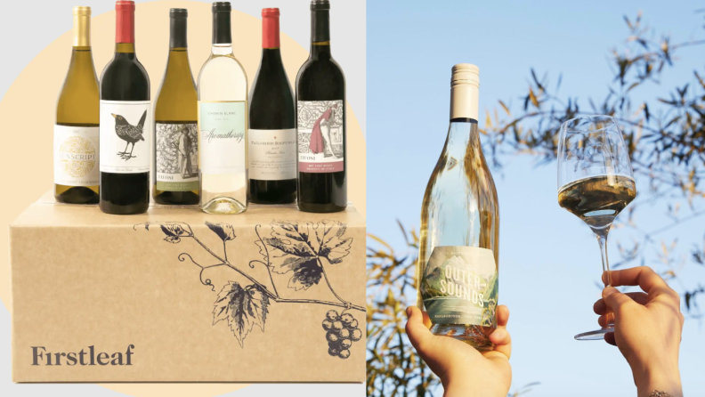 Firstleaf and Winc wines
