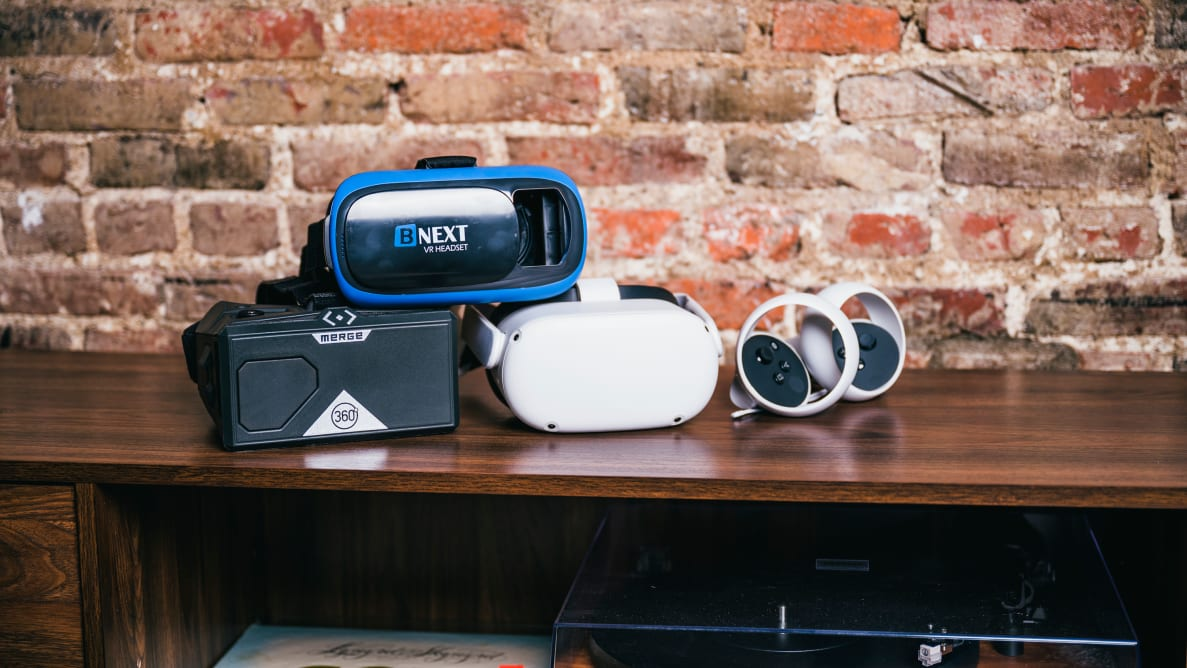 These are the best VR headsets available today.