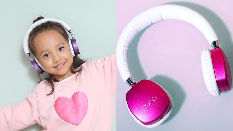 These volume-safe kids headphones are the best we have tested so far