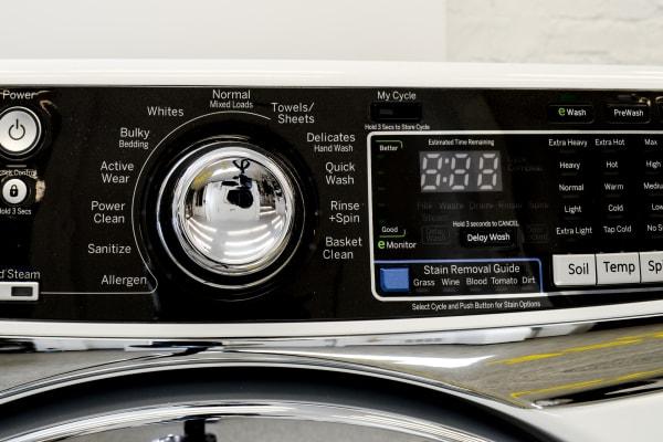 Ten wash cycles!