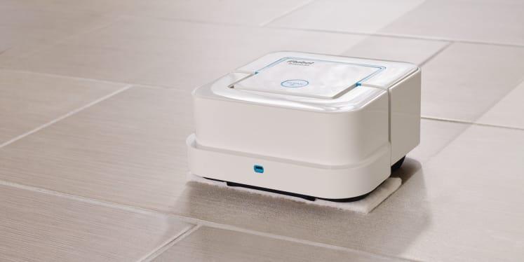 IRobot Announces Braava Jet Robot Mop Reviewedcom Robot Vacuums - Roomba that mops floors