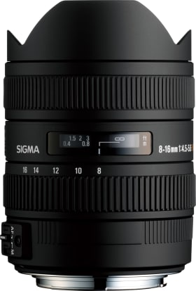 Product Image - Sigma 8-16mm f/4.5-5.6 DC HSM