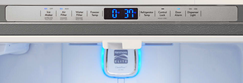 Kenmore Elite 74033 Refrigerator Review Reviewed Com