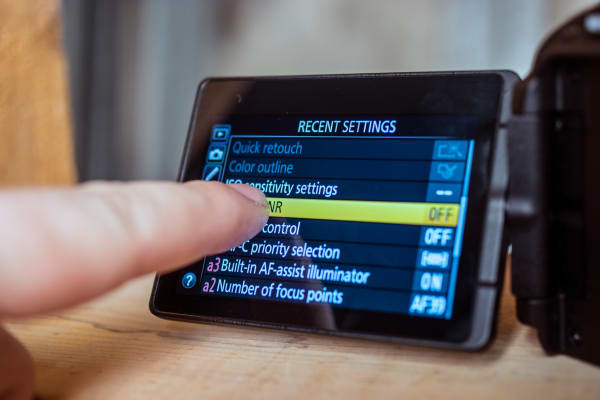 The touchscreen is responsive and easy to use.