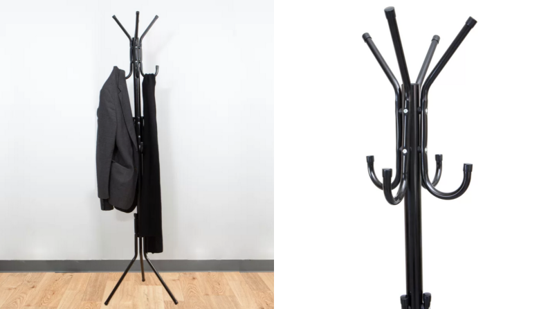 wayfair coat rack