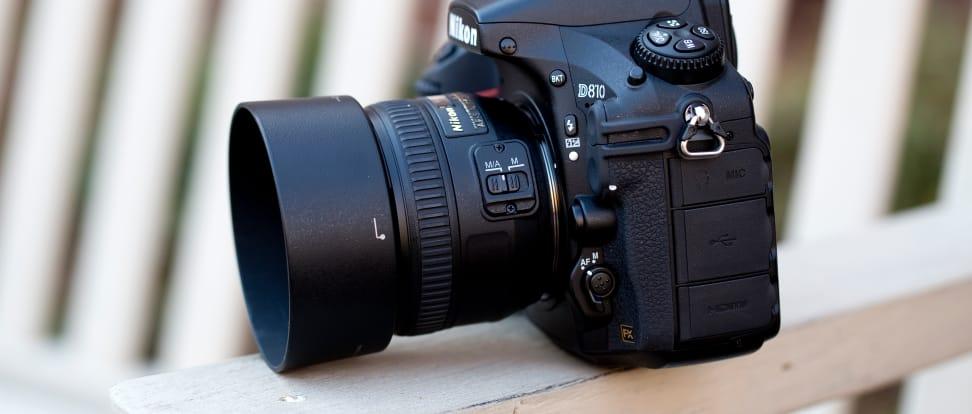 Product Image - Nikon AF-S Nikkor 50mm f/1.4G