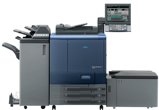 Product Image - Konica Minolta  bizhub PRESS C6000