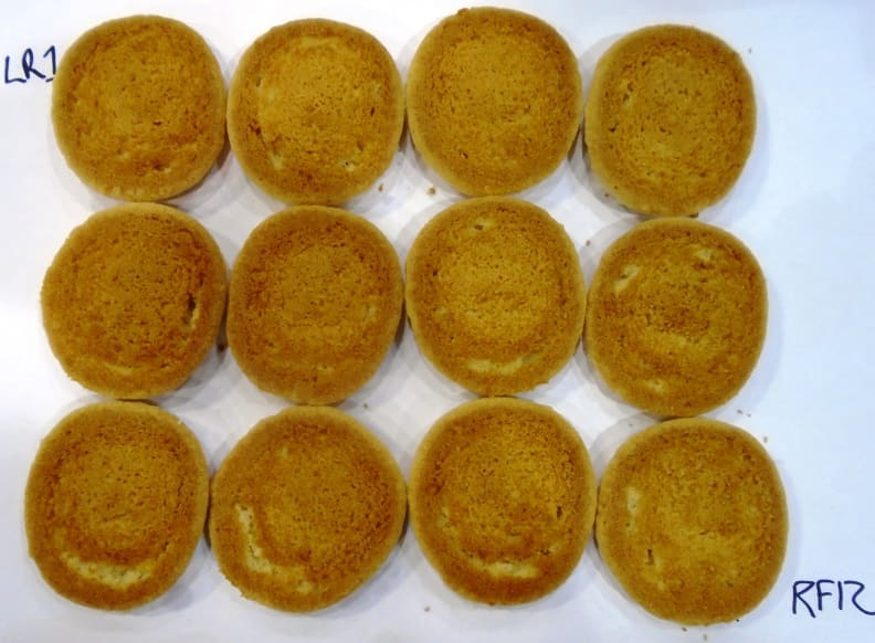 Kenmore 74033 Cookie Test Results