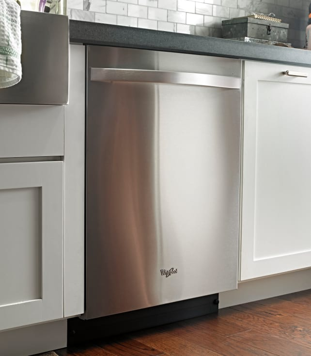 Whirlpool Smart Dishwasher