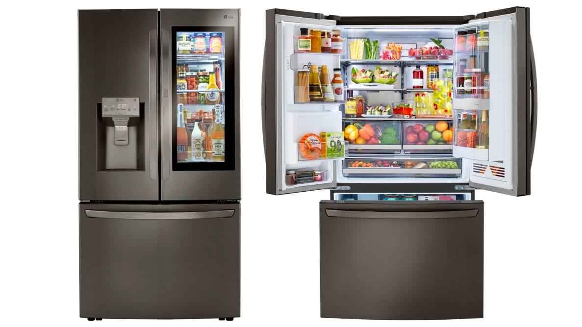 LG LRMVS3006S Refrigerator review