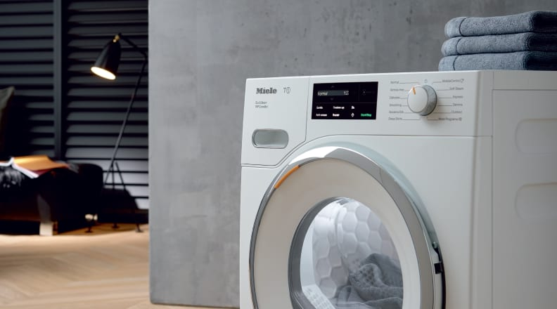 Miele T1 compact ventless dryer