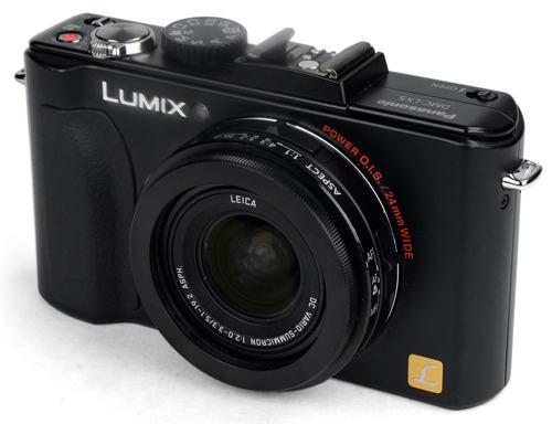 Product Image - Panasonic Lumix DMC-LX5