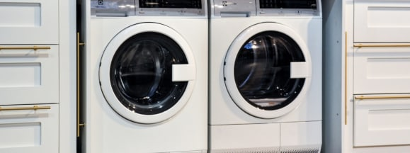 Electrolux front load compact washer dryer hero 2