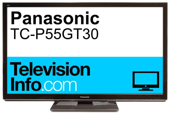 Product Image - Panasonic  Viera TC-P55GT30