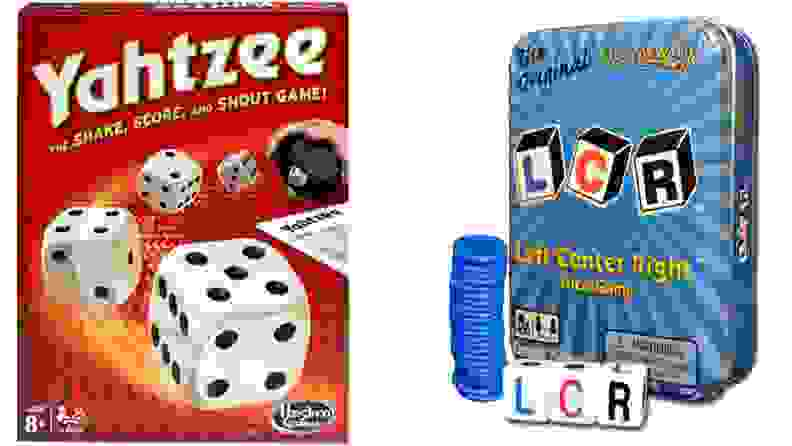 Yahtzee and LCR