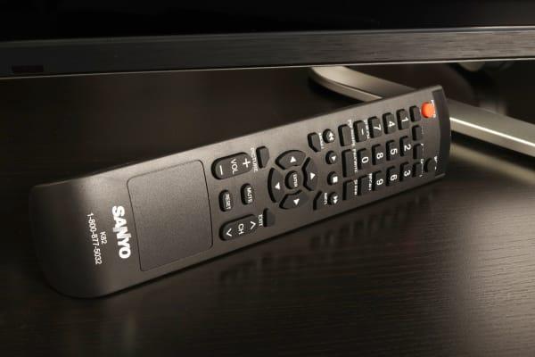 Sanyo FVD48R4 remote