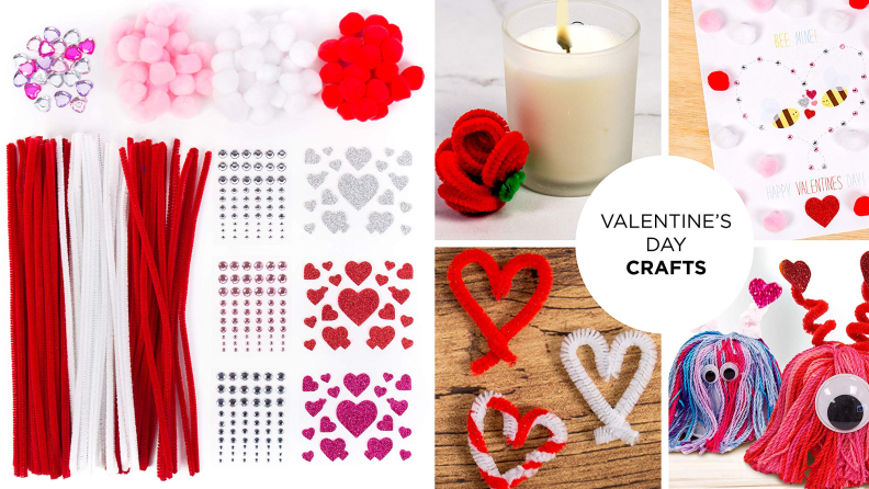 Valentine craft kit