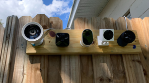 These are the best smart outdoor security cameras.