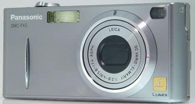 Product Image - Panasonic Lumix DMC-FX5