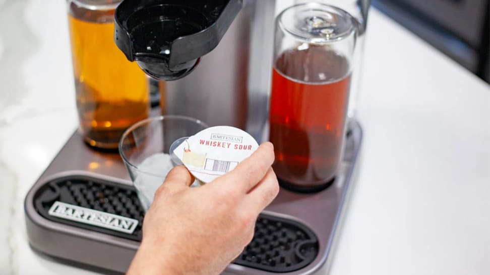 Bartesian cocktail maker review