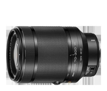 Product Image - Nikon 1 Nikkor VR 70-300 f/4.5-5.6