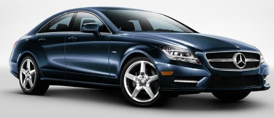 Product Image - 2013 Mercedes-Benz CLS550 4MATIC