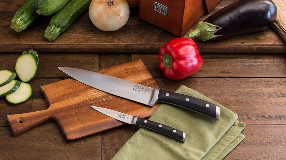 How to throw away kitchen knives