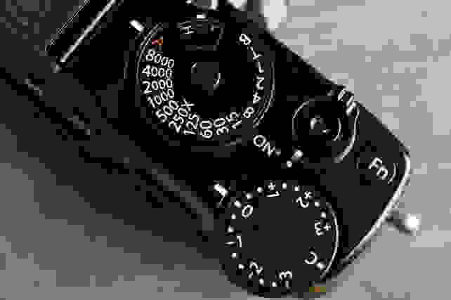 Control dial